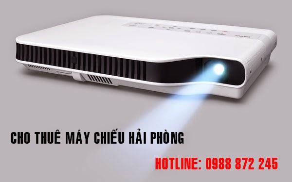 thue may chieu gia re Hai Phong