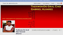 Taekwon-Do Gral Choi Gabriel Alvarez