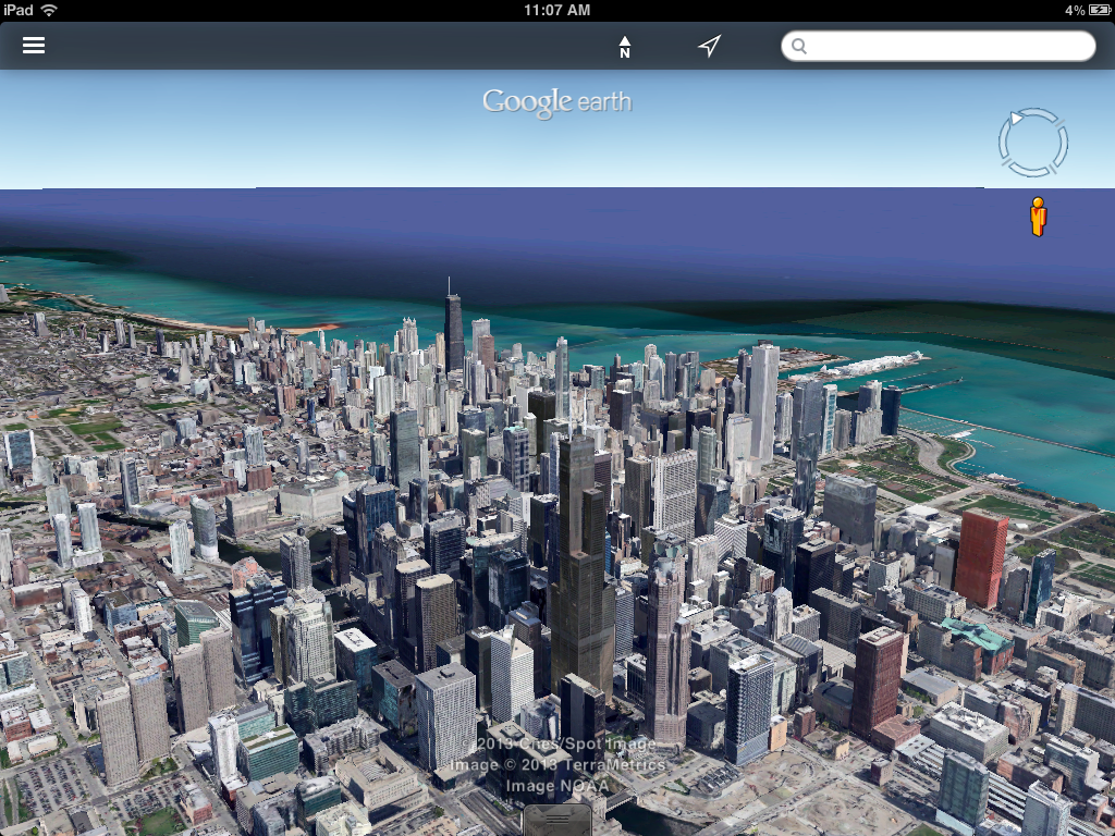 Google Lat Long Google Earth 71 for Android and iOS now with – View Street Map Google Earth