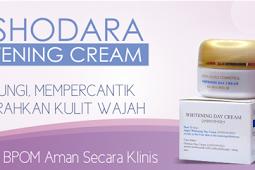 Yashodara Cream - Pemutih Wajah Alami dan Aman