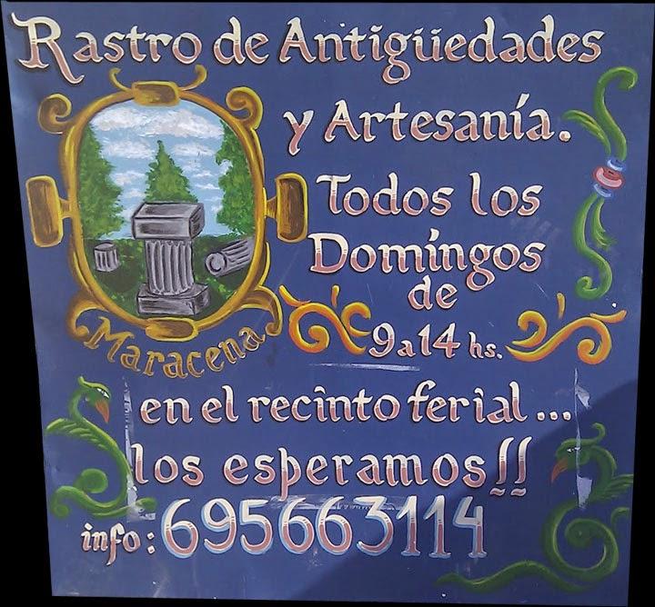 RASTRO DE ANTIGUEDADES