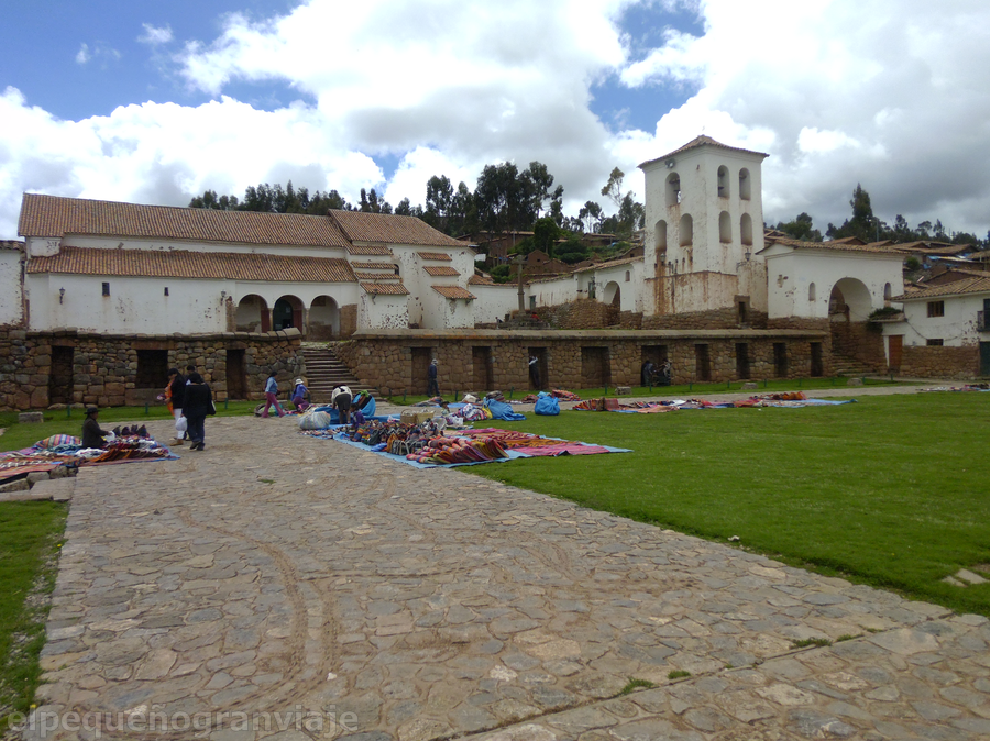 Plaza Chinchero