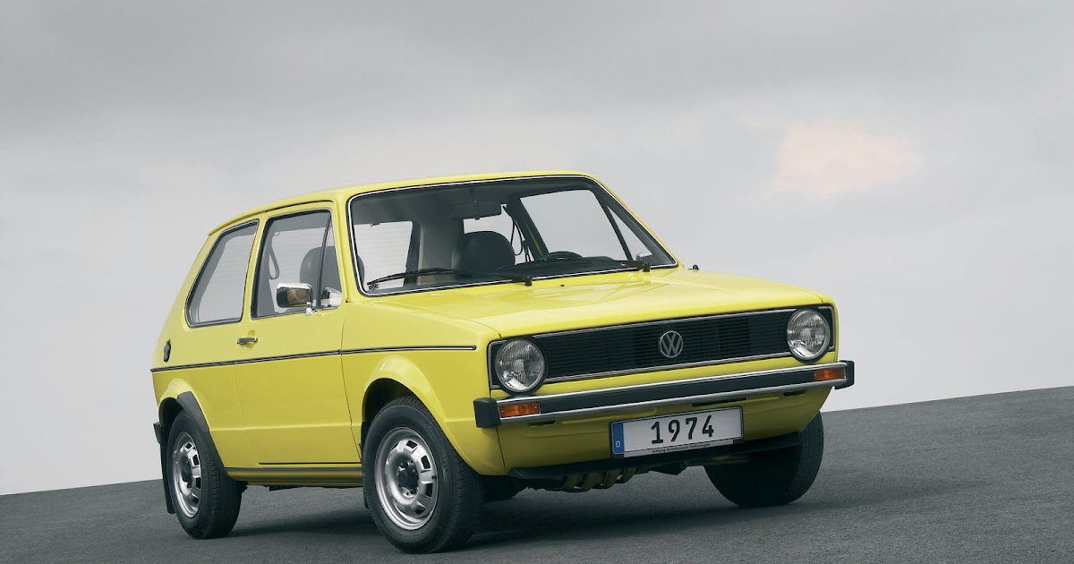 Pondering Cars The Evolution Of The Volkswagen Golf 1974 2013