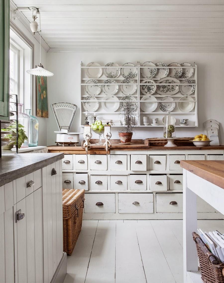 Deco] Estilo rústico en la cocina – Virlova Style