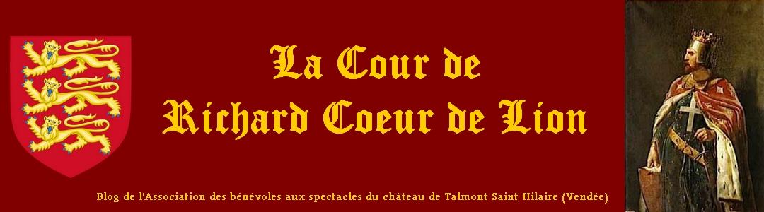La Cour de Richard Coeur de Lion