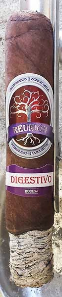 Reunión Digestivo Double Robusto by Bodega Premium Blends