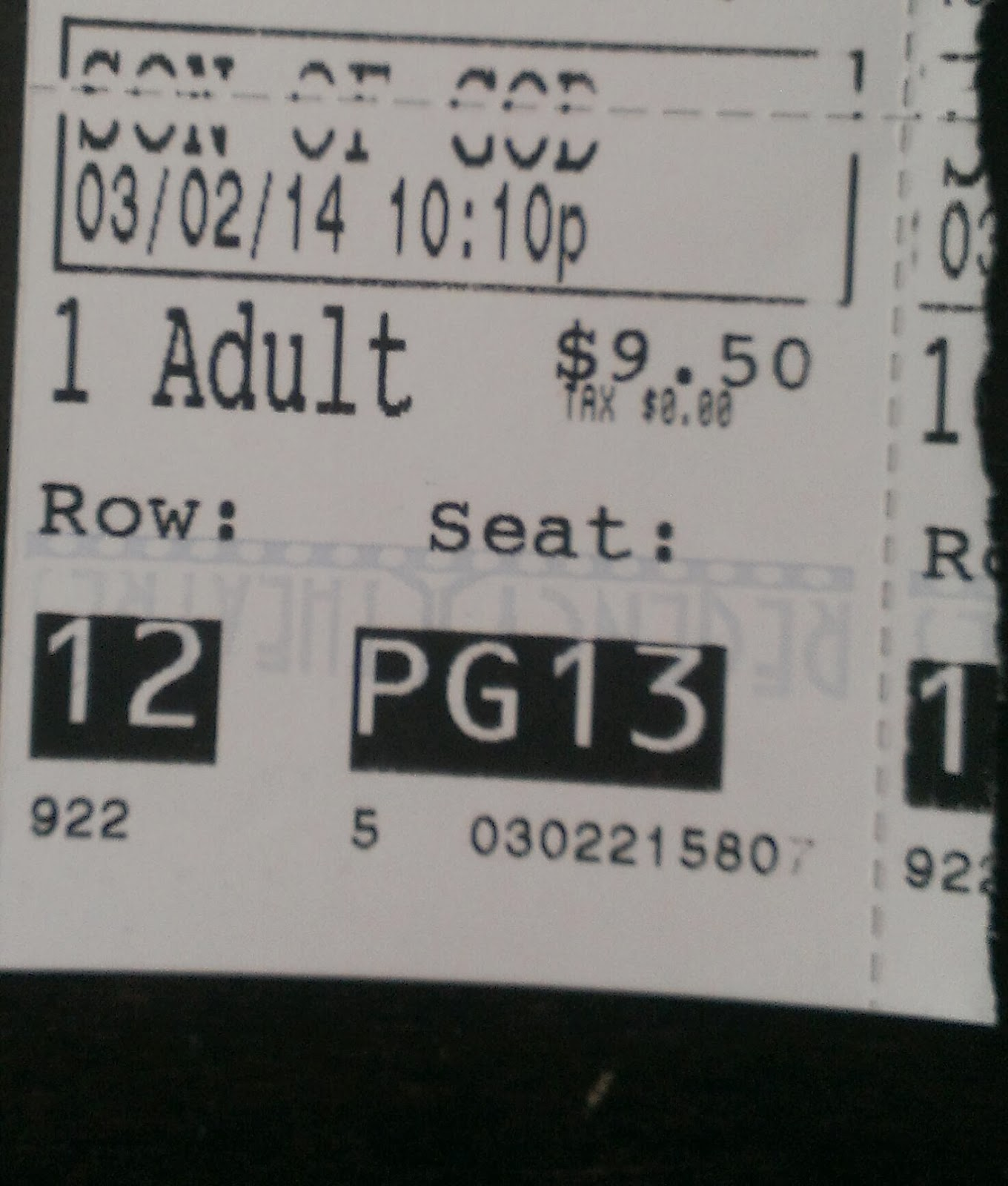 cornelious jordan's son of god movie ticket