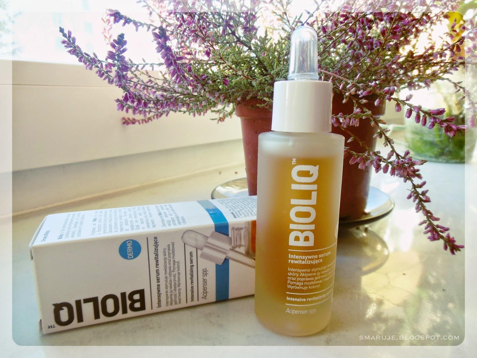 Piękne, pachnące i lekkie: Bioliq – Intensywne serum rewitalizujące [recenzja]