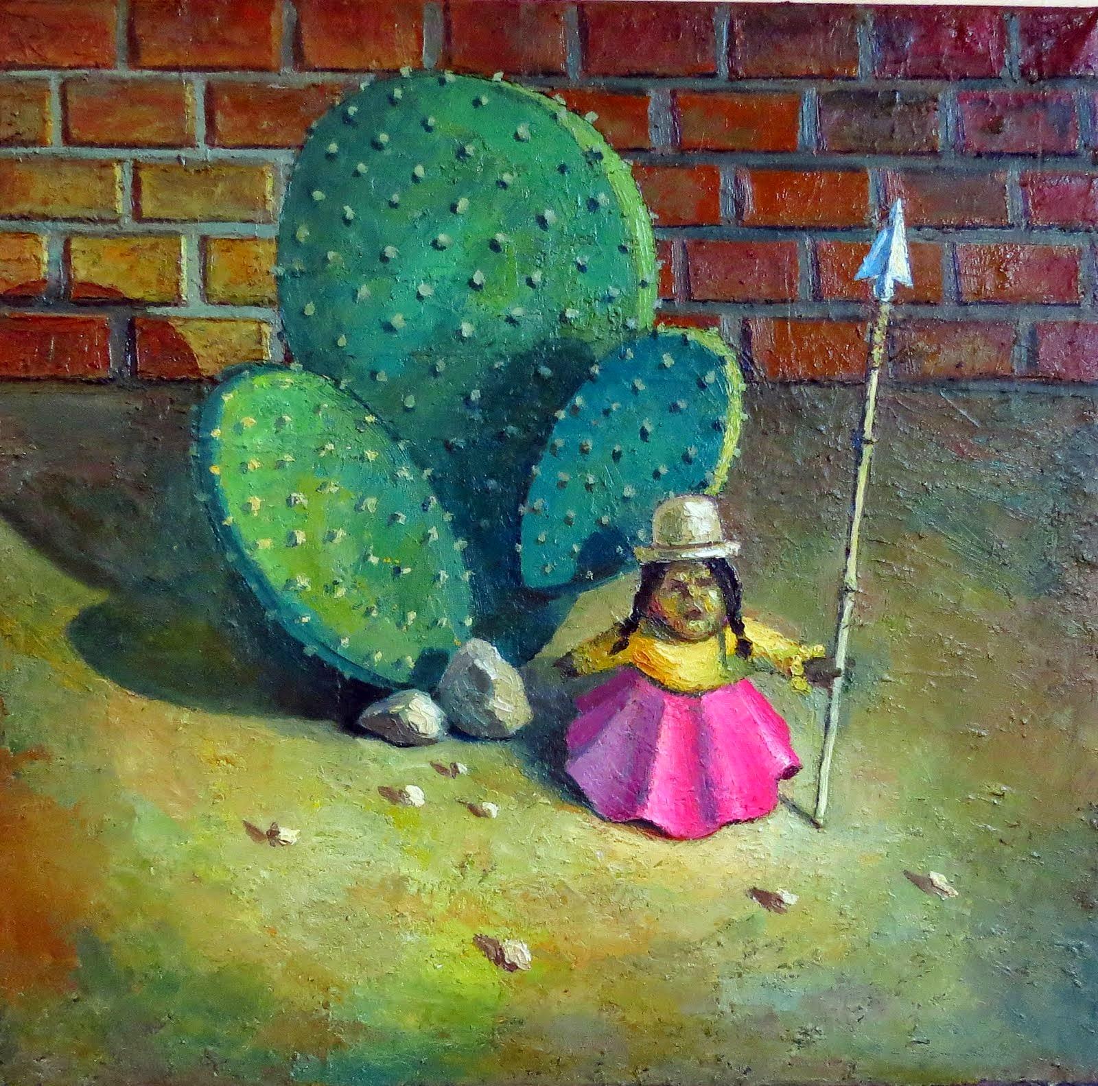 """""""El último cactus"""""""