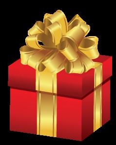 Christmas present challenge game