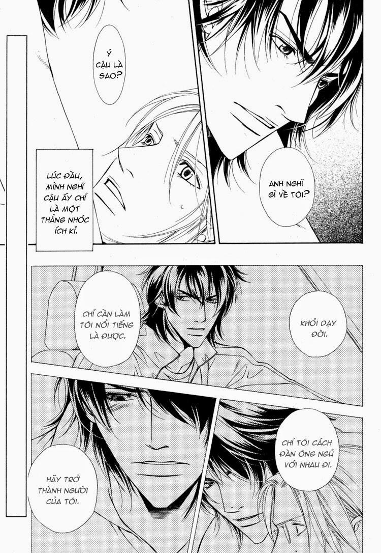 TruyenHay.Com - Ảnh 9 - Gokujou no Koibito Chương 20 - END