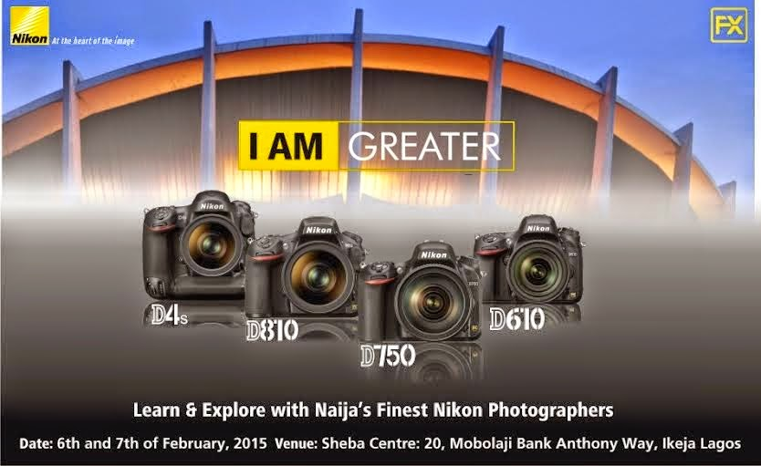 "Nikon ""I AM LEARNING"" Competition. Win a Nikon D5300 DSLR camera."