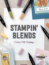 Stampin' Blends are almost here!