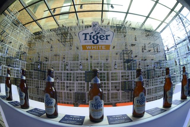 Tiger White presents Coaster.
