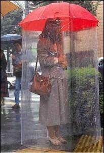 Payung Selurug Tubuh
