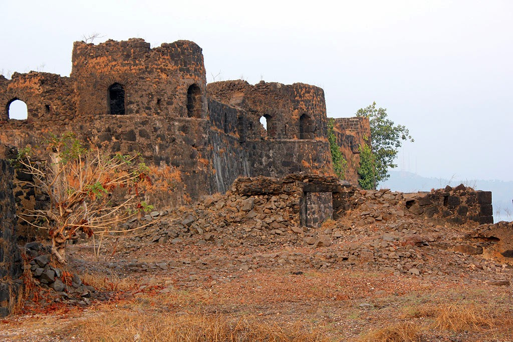 Kasa Fort in India