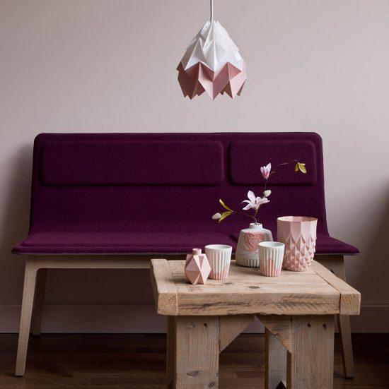 lustre de origami blog de decora o e tutorial diy. Black Bedroom Furniture Sets. Home Design Ideas