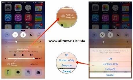 airdrop_iPhone
