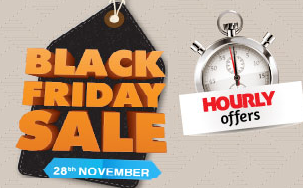 Shopclues Black Friday Sale :Get Upto 80% off on Electronics & More