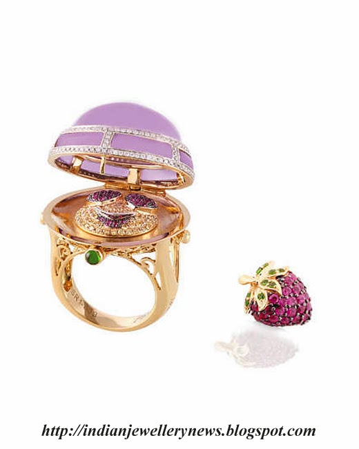 Gorgeous Luxury Jewellery Collection