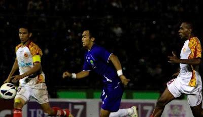 Prediksi Pertandingan Sriwijaya Fc VS Persisam Final Inter Island Cup 23 Desember 2012