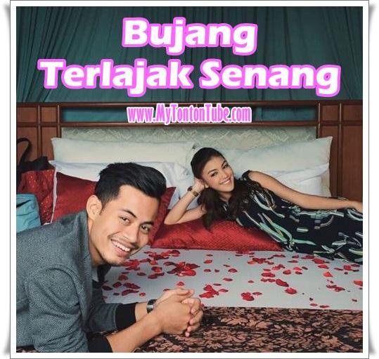 Telefilem Bujang Terlajak Senang (2016) TV9 - Full Telemovie