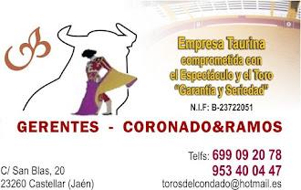 DATOS DE GERENTES -  CORONADO&RAMOS