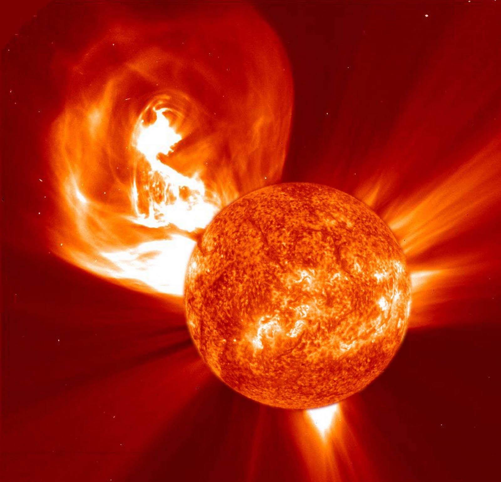 NASA UPGRADES 2012 SOLAR STORM WARNING   THE REAL SIGNS OF THE TIMES
