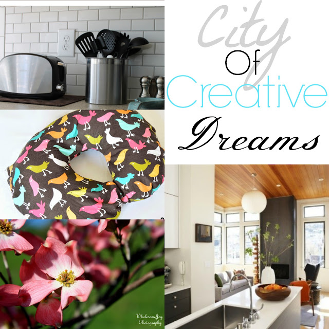 city of creative dreams - city of links #70