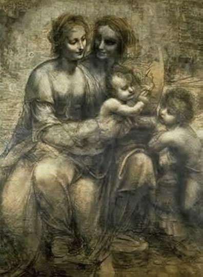 Sagrada Familia Boceto