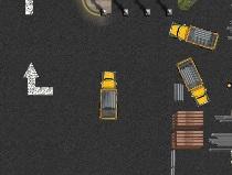 لعبة ركن الشاحنة الثقيلة