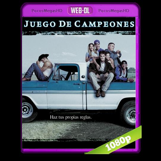 Juego de campeones (1999) Web-DL 1080p Audio Dual Latino/Ingles 5.1