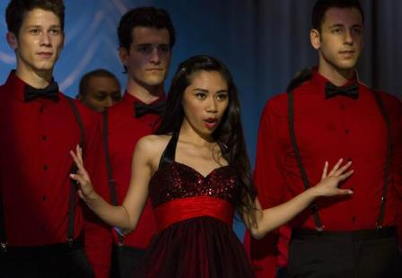 Jessica Sanchez performs as Frida Romero