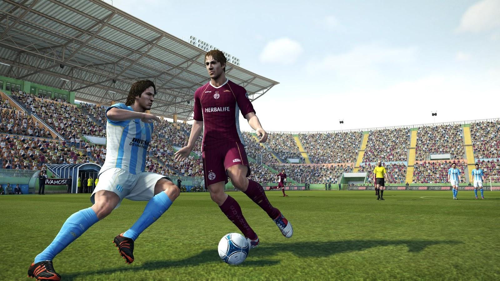 descargar parche liga argentina para pes 2012 pc