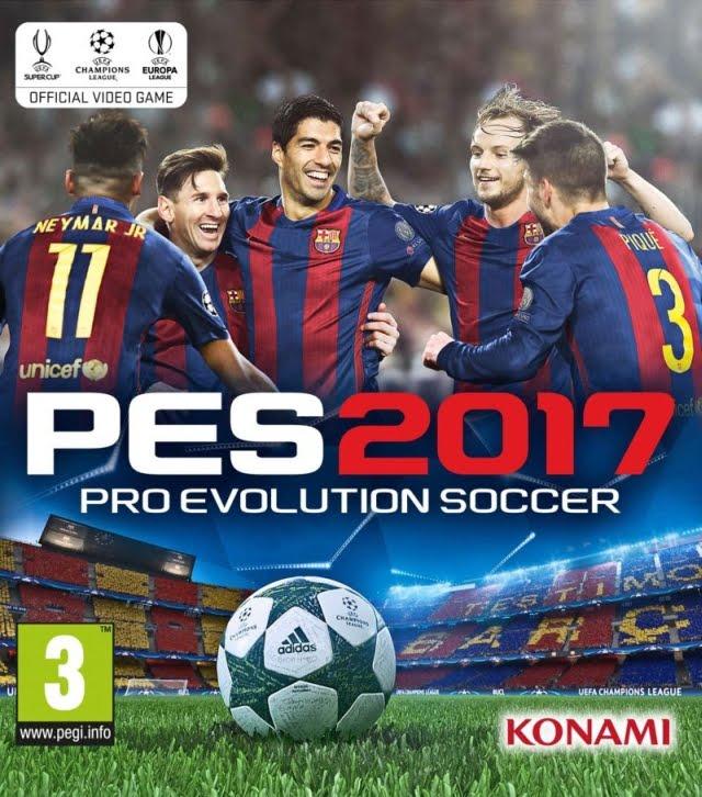 Buy Pro Evolution Soccer 2017 PC NOW