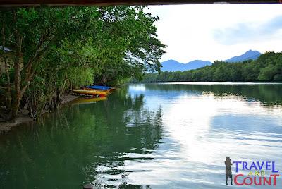 Iwahig River, Puerto Princesa, Palawan