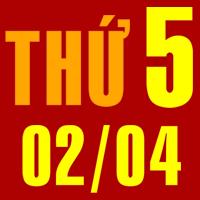 Tử vi 2/4/2015 Thứ Năm - 12 Cung Hoàng Đạo hôm nay
