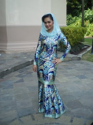 Fesyen Baju Nikah