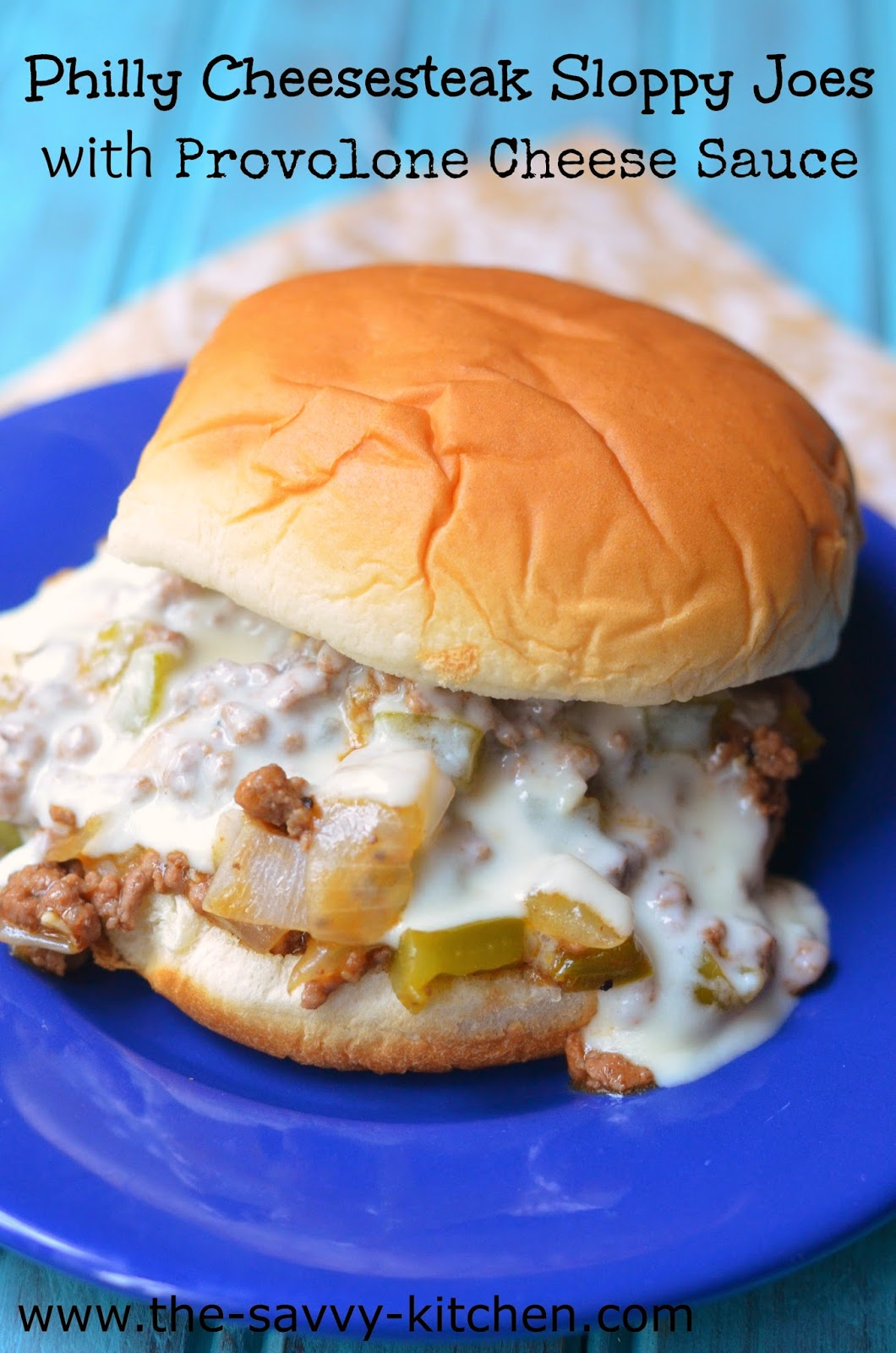 If You Re A Hardcore Comfort Food Lover You Have To Try This Sandwich It S Kind Of Like A Philly Cheesesteak And Kind Of Like A Sloppy Joe The Best Of