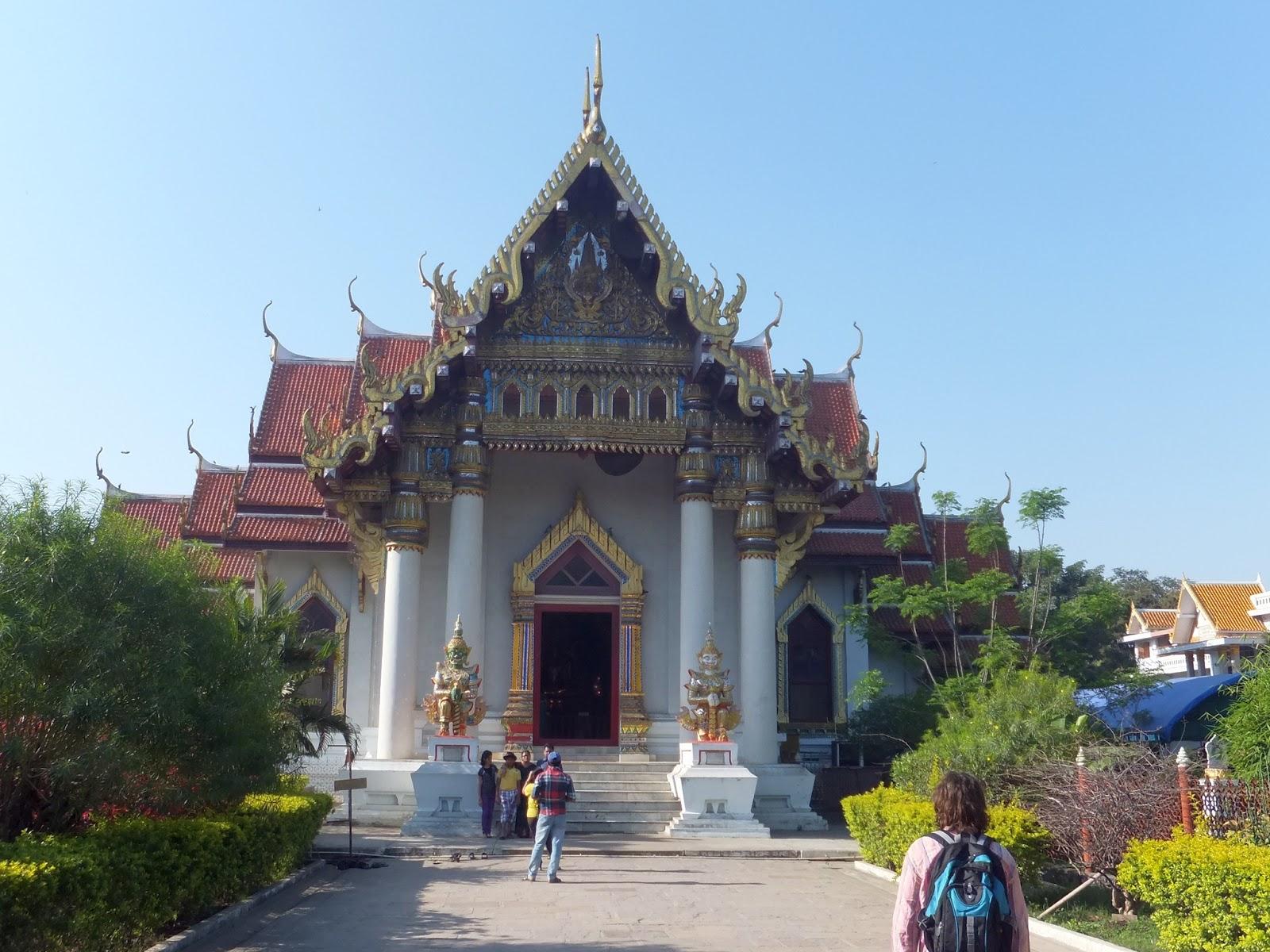 Тайский храм в Бодхгае