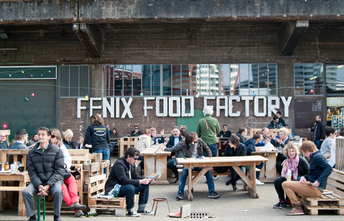 Fenix Food Factory Rotterdam (Netherlands) || Wanderwings