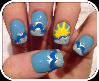 top 50 summer nail art ideas  a sparkly life for me