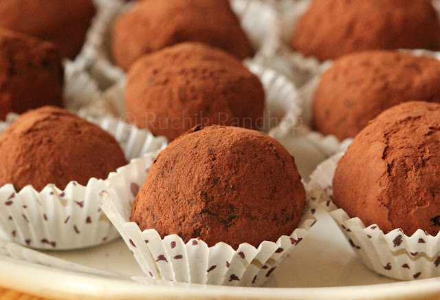 Melting Chocolate Ball Restaurant