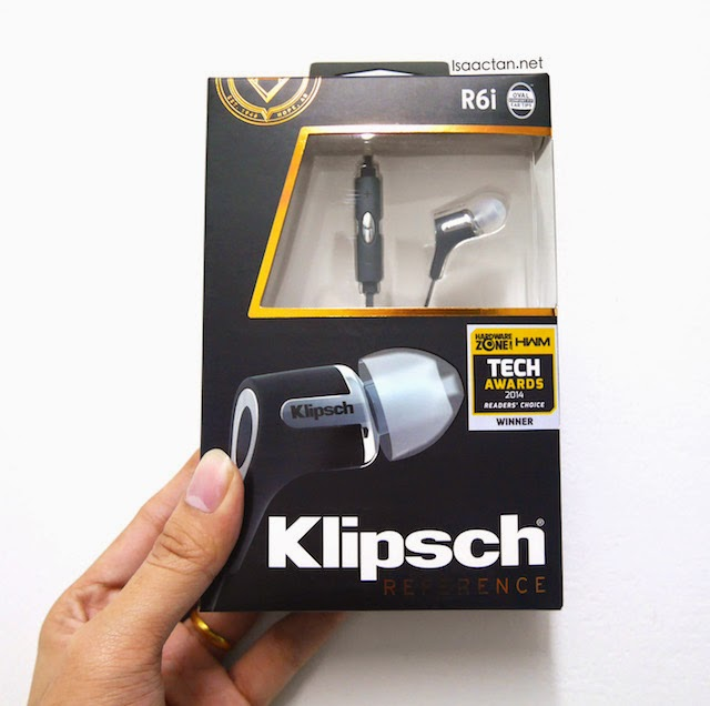 Klipsch R6i In-Ear Headphones Review