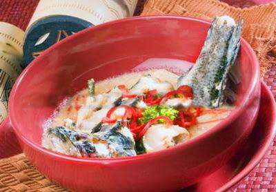 Resep Masakan PAPA KAMBONG (Toraja)