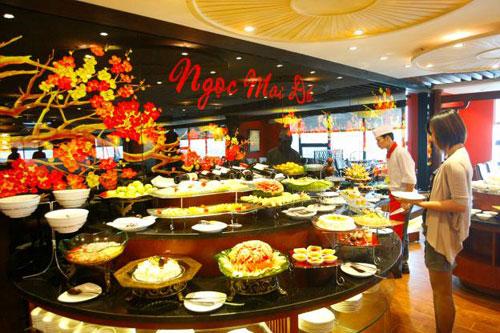 Nhà hàng Ngọc Mai