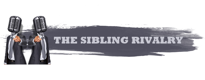 The Sibling Rivalry Podcast