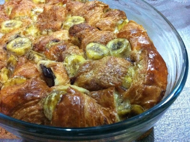 ... croissants nutella just enough to spread on croissant 2