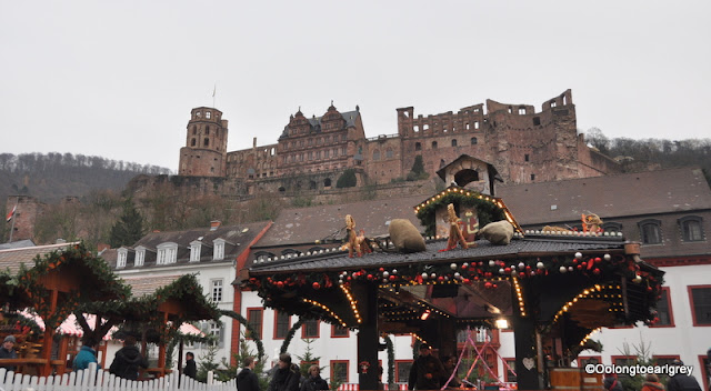 Heidelberg Christmas Market 2015