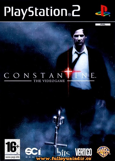 Constantine PlayStation 2